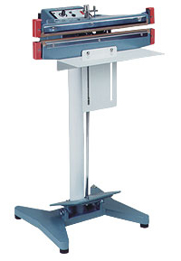 "Foot Sealer - 12"" Double Impulse Foot Sealer, 10mm seal"