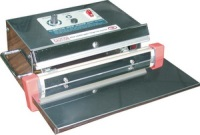 "Impulse Sealer - 12"" Stainless Steel Table Top Impulse Sealer, 2mm Seal"