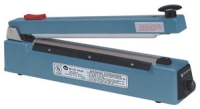 "Impulse Sealer - 16"" Impulse Hand Sealer with Cutter, 2mm Seal"